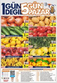 Başdaş Market 24 - 28 Ekim 2018 Kampanya Broşürü! Sayfa 2