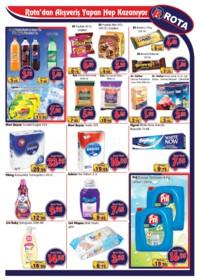Rota Market 11 - 24 Ekim 2018 Kampanya Broşürü! Sayfa 3 Önizlemesi
