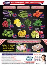 Rota Market 11 - 24 Ekim 2018 Kampanya Broşürü! Sayfa 4 Önizlemesi