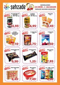 Şehzade Market 24 Ekim - 06 Kasım 2018 Kampanya Broşürü! Sayfa 2