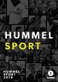 Hummel Sport 2018 Kataloğu Sayfa 1