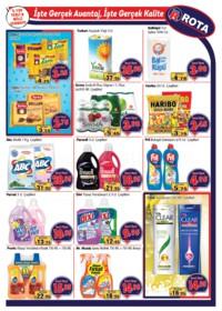 Rota Market 25 Ekim - 07 Kasım 2018 Kampanya Broşürü! Sayfa 3 Önizlemesi