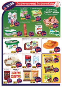 Rota Market 25 Ekim - 07 Kasım 2018 Kampanya Broşürü! Sayfa 2 Önizlemesi