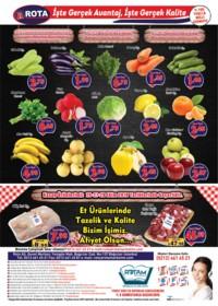 Rota Market 25 Ekim - 07 Kasım 2018 Kampanya Broşürü! Sayfa 4 Önizlemesi