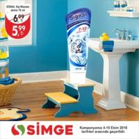 Simge 04 - 15 Ekim 2018 Fırsat Ürünü Sayfa 1