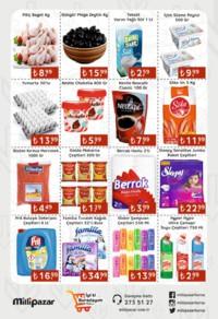 Milli Pazar Market 26 - 28 Ekim 2018 Kampanya Broşürü! Sayfa 2