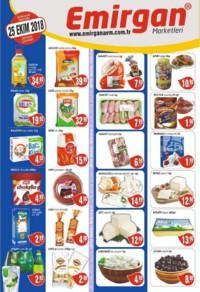 Emirgan Market 25 Ekim 2018 Kampanya Broşürü! Sayfa 2