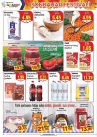 Snowy Market 04 - 09 Ekim 2018 Kampanya Broşürü! Sayfa 2