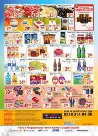 Grup Ber-ka Market 25 - 31 Ekim 2018 Kampanya Broşürü! Sayfa 2