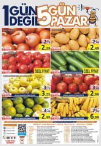 Başdaş Market 10 - 14 Ekim 2018 Kampanya Broşürü! Sayfa 2