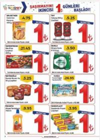 Snowy Market 11 - 16 Ekim 2018 Kampanya Broşürü! Sayfa 2