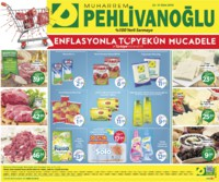 Muharrem Pehlivanoğlu 22 - 31 Ekim 2018 Fırsat Broşürü Sayfa 1 Önizlemesi