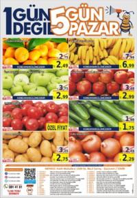 Başdaş Market 17 - 21 Ekim 2018 Kampanya Broşürü! Sayfa 2