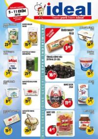 İdeal Market Ordu 05 - 11 Ekim 2018 Kampanya Broşürü! Sayfa 1 Önizlemesi