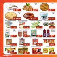 Milli Pazar Market 17 Ekim 2018 Kampanya Broşürü! Sayfa 2
