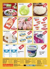 Seyhanlar Market Zinciri 19 - 22 Ekim 2018 Kampanya Broşürü! Sayfa 2