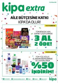 Kipa Extra 11 - 24 Ekim 2018 Kampanya Broşürü! Sayfa 1
