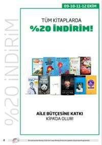Kipa Extra 11 - 24 Ekim 2018 Kampanya Broşürü! Sayfa 2