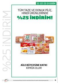 Kipa Extra 11 - 24 Ekim 2018 Kampanya Broşürü! Sayfa 16 Önizlemesi