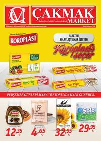 Çakmak Market 25 Kasım - 02 Aralık 2018 Kampanya Broşürü! Sayfa 1