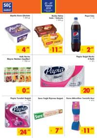 Seç Market 21 - 27 Kasım 2018 Kampanya Broşürü! Sayfa 2