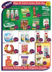 Rota Market 22 Kasım - 05 Aralık 2018 Kampanya Broşürü! Sayfa 2 Önizlemesi