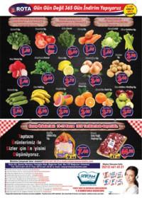 Rota Market 22 Kasım - 05 Aralık 2018 Kampanya Broşürü! Sayfa 4 Önizlemesi