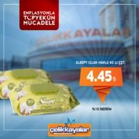 Çelikkayalar AVM 04 - 08 Kasım 2018 Kampanya Broşürü! Sayfa 1