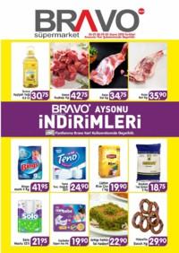 Bravo Süpermarket 26 - 30 Kasım 2018 İndirim Broşürü! Sayfa 1