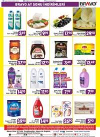 Bravo Süpermarket 26 - 30 Kasım 2018 İndirim Broşürü! Sayfa 2