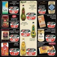 Sarıyer Market 23 Kasım - 05 Aralık 2018 Kampanya Broşürü! Sayfa 6 Önizlemesi