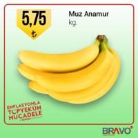 Bravo Süpermarket 07 Kasım 2018 Manav Reyonu İndirimleri Sayfa 1