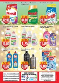 Merkez Market 30 Kasım - 03 Aralık 2018 İndirim Broşürü! Sayfa 2