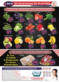 Rota Market 08 - 21 Kasım 2018 Kampanya Broşürü! Sayfa 4 Önizlemesi
