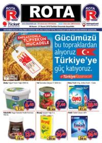 Rota Market 08 - 21 Kasım 2018 Kampanya Broşürü! Sayfa 1