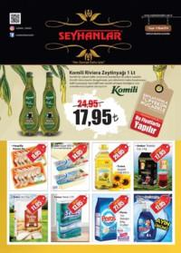 Seyhanlar Market Zinciri 07 - 19 Kasım 2018 Kampanya Broşürü! Sayfa 1