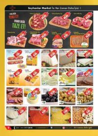 Seyhanlar Market Zinciri 07 - 19 Kasım 2018 Kampanya Broşürü! Sayfa 2