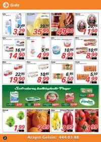 İdeal Hipermarket 30 Kasım - 11 Aralık 2018 Kampanya Broşürü! Sayfa 2