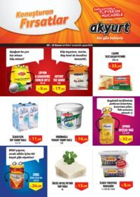 Akyurt Süpermarket 02 - 15 Kasım 2018 Kampanya Broşürü! Sayfa 1