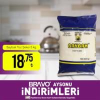 Bravo Süpermarket 23 - 30 Kasım 2018 İndirim Ürünleri Sayfa 1