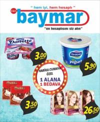 Ekobaymar Market 23 Kasım 2018 1 Alana 1 Bedava Fırsat Ürünleri Sayfa 1