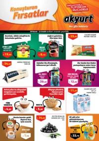 Akyurt Süpermarket 30 Kasım - 13 Aralık 2018 Kampanya Broşürü! Sayfa 1