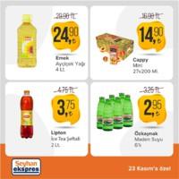 Seyhan Ekspress 23 Kasım 2018 Fırsat Ürünleri Sayfa 2