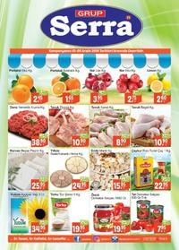 Serra Market 01 - 09 Aralık 2018 Kampanya Broşürü! Sayfa 1
