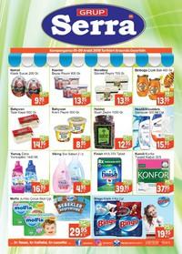 Serra Market 01 - 09 Aralık 2018 Kampanya Broşürü! Sayfa 2