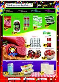 Armina Market 19 - 25 Kasım 2018 Kampanya Broşürü! Sayfa 2