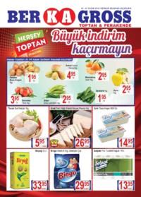 Grup Ber-ka Gross 01 - 07 Kasım 2018 Kampanya Broşürü! Sayfa 1