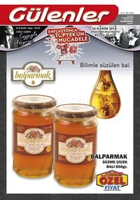 Gülenler Mağazaları 01 - 30 Kasım 2018 Kampanya Broşürü! Sayfa 1
