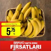 Bravo Süpermarket 30 Kasım - 02 Aralık 2018 Fırsat Ürünleri Sayfa 1