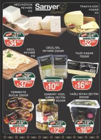 Sarıyer Market 09 - 21 Kasım 2018 Kampanya Broşürü! Sayfa 4 Önizlemesi
